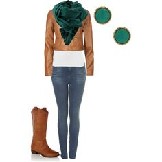 simple one, created by monicajean.polyvore.com