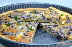 Quiche, Foodies, Food And Drink, Bacon, Cooking, Breakfast, Recipes, Cupcake, Kitchen