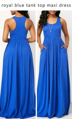 off the shoulder maxi dress Women Fashion Short Beach Dresses, Vintage Summer Dresses, Dress Vintage, Ivanka Trump, Dress Outfits, Casual Dresses, Dresses Dresses, Blue Dresses, Sleeve Dresses