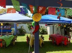 "Mexican Fiesta / Birthday ""Mom's Fiesta"" | Catch My Party"