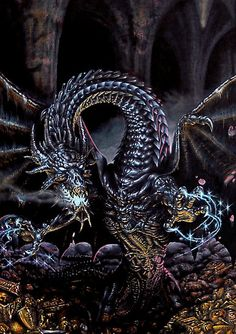 Night Dragon by tonyhough