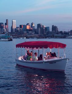 Seattle Magazine | Arts & Culture/Arts & Entertainment | 30 Perfect Summer Nights in Seattle