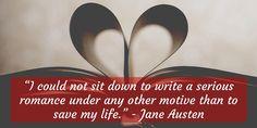 Quote from Jane Austen's correspondences