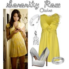 Sorority Row #SororityRow #JamieChung #ClaireWen Sorority Row, Jamie Chung, The Row, Luxury Fashion, Runway, Outfits, Shopping, Collection, Dresses