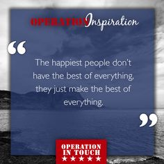 #Quotes #Happiness #OperationInTouch