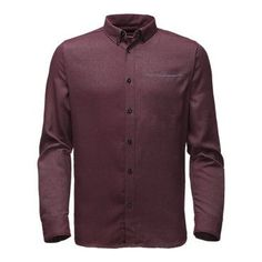 The North Face Men's Long-Sleeve Thermo Core Twill Shirt