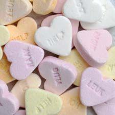 hearts - meine Mama hat mir oft welche beim Bäcker gekauft