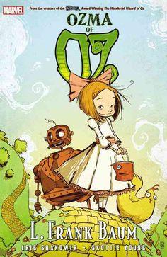 Marvel Oz: Ozma of Oz