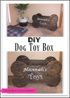How to build a toy box for dog toys. Free woodwo ..   - CLICK THE PIC for Lots of Dog Training Ideas. #dogtraining #dogtrainingideas