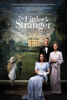 The Little Stranger Poster vs Poster. The Little Stranger movie, based on the book by Sarah Waters, directed by Lenny Abrahamson stars Domhnall Gleeson, Ruth Wilson and Charlotte Rampling and is set for release on August in US, September in UK. 2018 Movies, Hd Movies, Movies Online, Movies And Tv Shows, Amazon Movies, Movies Free, Horror Movies, Crazy Movie, Films Netflix
