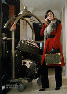 To Travel In Luxury