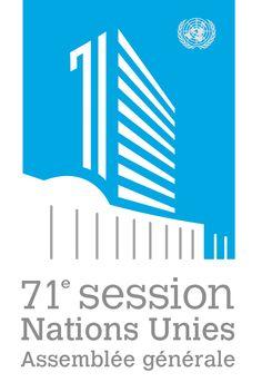 13 septembre 2016 – Le Représentant permanent des Fiji, Peter Thomson, a officiellement pris ses fonctions de Président de la 71e session de l'Assemblée générale des Nations Unies. Voici le visuel de cette 71e session.