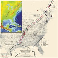 United States Fault Lines Maps Today Is Our Earthquake - Map of us fault lines