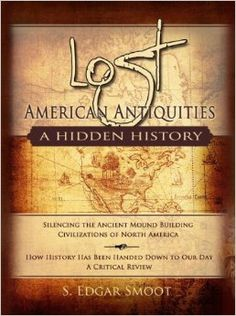 Suggested book of the day - Lost American Antiquities: A Hidden History