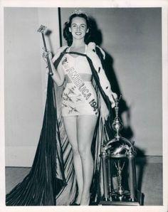 Miss America 1947, Barbara Jo Walker