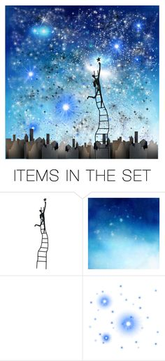 """☆Star Light ☆Star Bright☆"" by reggiano ❤ liked on Polyvore featuring art and 421"