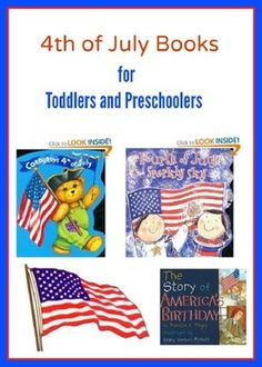 Fourth of July books for young families 2015