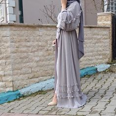 By EsteeAudra.  Bilgi ve sipariş için; 05346915810  #EsteeAudra #abaya