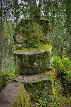 St. Patrick's Chair, County Tyrone, Northern Ireland