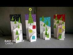 krokotak |   Easy  Holiday  Cards