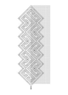 Archivo de álbumes Bobbin Lace Patterns, Knitting Patterns, Lacemaking, Bookmarks, Album, Crochet, How To Make, Type, Hand Fans