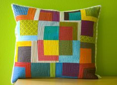 YIP 365.290 :: Windows Improv pillow cover | Flickr - Photo Sharing!