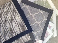 Taza, Tracery, Only Natural carpets all available in area rugs!!! Tuftex Carpets of California