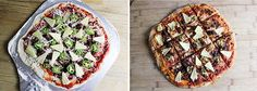 How to Make Pizza Dough... *want to try this method