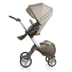 love all the weird strollers