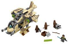 LEGO 75084 Star Wars Wookiee Gunship - Opened Box - Sealed Bags - Lego Star Wars