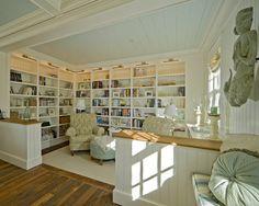 I wanna library nook!