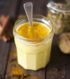 Golden Milk: la ricetta per combattere i dolori muscolari e i primi mal di gola   Ambiente Bio
