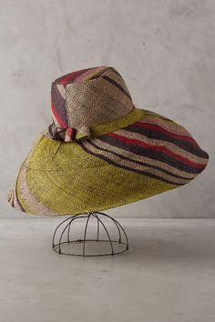 Isla Sun Hat - #anthrofave