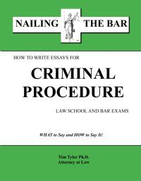 criminal procedure essay