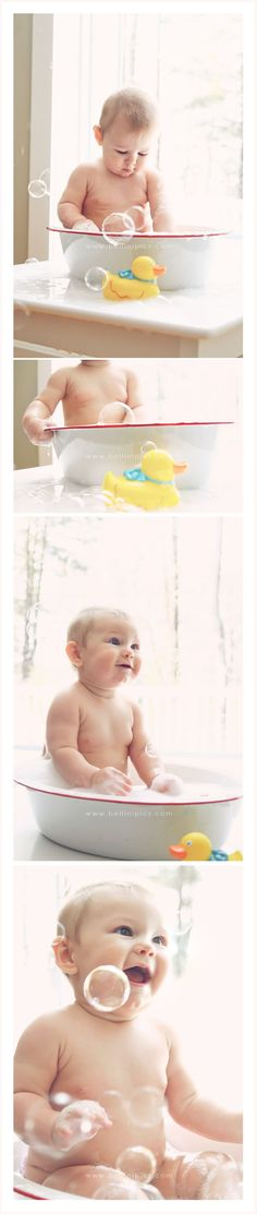 baby bath - so cute!