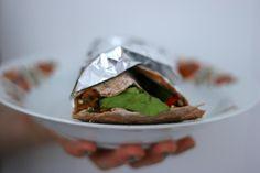Vegan fastfood: Turkse pizza