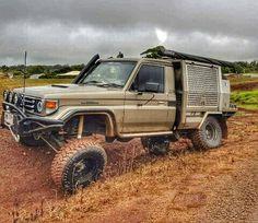 Custom Ute Trays, Toyota Land Cruiser 100, Ute Canopy, Toyota Lc, Girl Photo Gallery, Daihatsu, Go Kart, Pickup Trucks, Offroad
