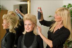 Long Curly Hair, Big Hair, Curly Hair Styles, Roller Set, Hairspray, Great Hair, Hairdresser, Salons, Hair Beauty