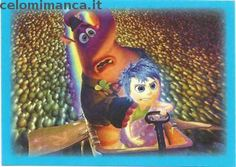 Inside Out: Fronte Figurina n. 130 -