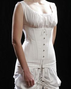 Period Corsets underbust c. 1912 Edith corset