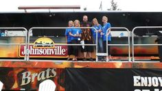 Big Taste Grill (Hamburg, NY) – We needed a few good volunteers. They brought an army.