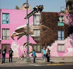 Montalvo Tekuane in Mexico City, Mexico, 2017