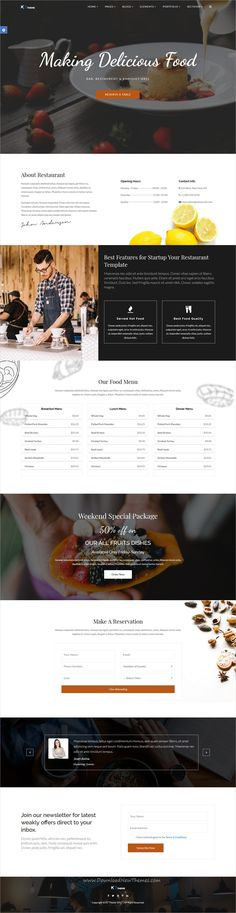 K7 is clean and modern design multipurpose responsive #bootstrap template for #restaurant and #cafe website with 30+ stunning niche homepage layouts download now..