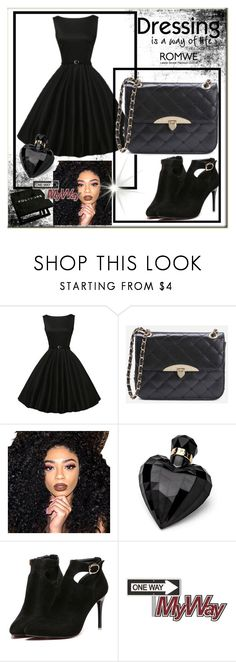 """""""Romwe #5/1"""" by s-o-polyvore ❤ liked on Polyvore featuring Kylie Cosmetics and Lipsy"""