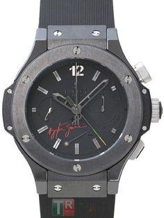 Hublot Big Bang Ayrton Senna del reloj para hombre 309.CM.134.RX
