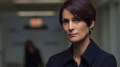 Carrie-Anne Moss is Back for the IRON FIST Series