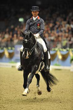 Male Equestrian