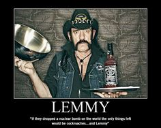 Lemmy - Motorhead   #Motorhead #Quiz #No Sleep