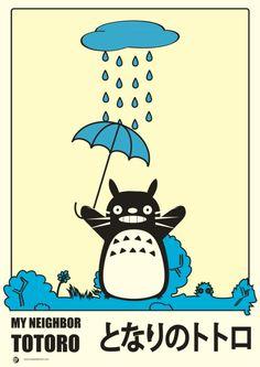 My Neighbor Totoro <3 by Måsse Hjeltman
