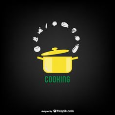 Cooking Woman Art - - Cooking Utensils For Kids - Cooking Logo Illustration - - Cooking With Kids, Fun Cooking, Cooking Classes, Cooking Tips, Asian Cooking, Cooking Recipes, Food Logo Design, Logo Food, Catering Logo
